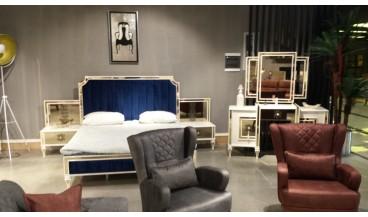 Lyon Art Deco Yatak Odası Takımı