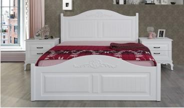 Betül Yatak Odası Takımı (Beyaz)