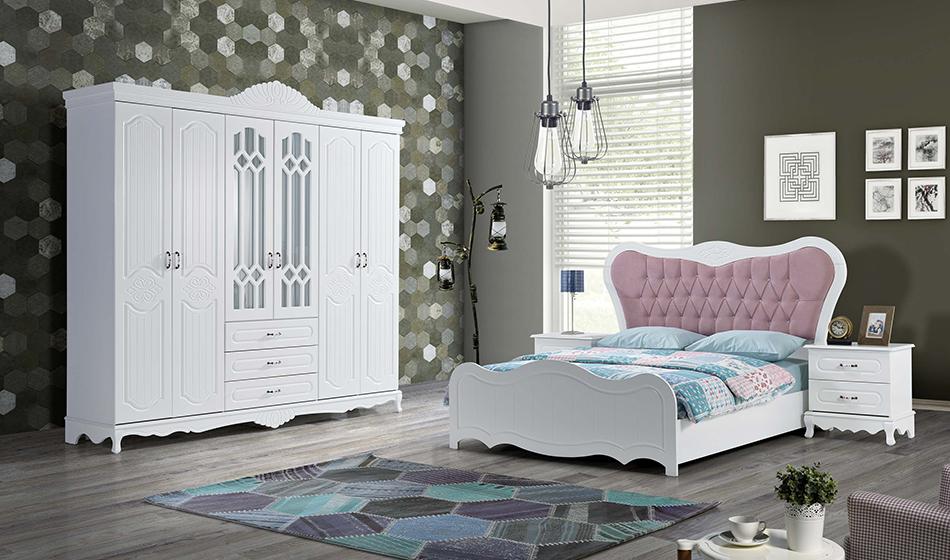 Kelebek Yatak Odası Takımı