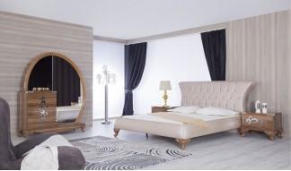 Angel Ceviz Yatak Odası Takımı
