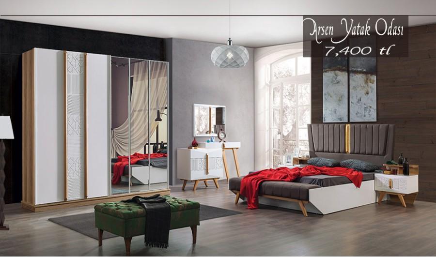 Arsen Yatak Odası