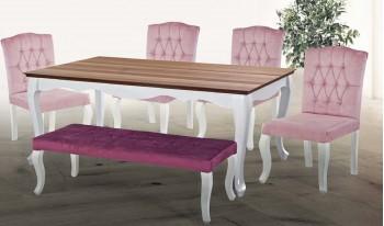 Yelken Masa+6 Sandalye