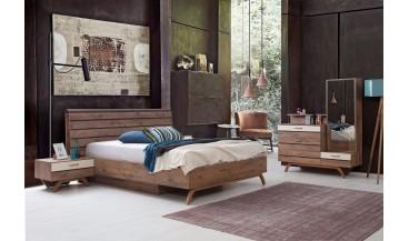 Bursa Ceviz Yatak Odası Takımı