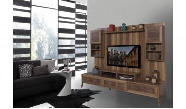 Wood Duvar Ünitesi