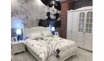 Buğra Country Yatak Odası Takımı