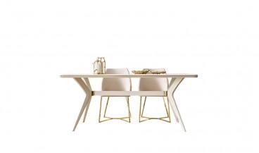 Pietra Masa + 6 Sandalye
