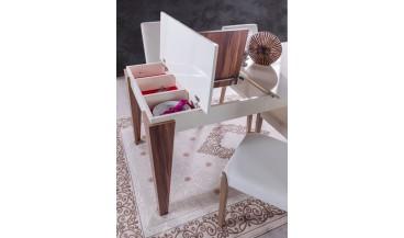 Eksen Masa+6 Sandalye