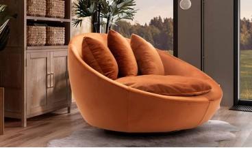 Lounge Berjer (Döner Mekanizmalı)