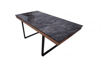 Granit Masa + 6 Sandalye