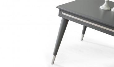 Gökçe Masa + 4 Sandalye