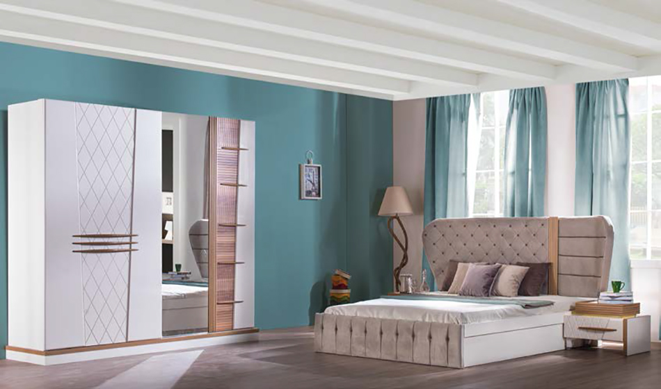 Akdeniz Yatak Odası Takımı
