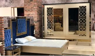Alex Art Deco Yatak Odası Takımı