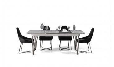 Almira Masa + 6 Sandalye