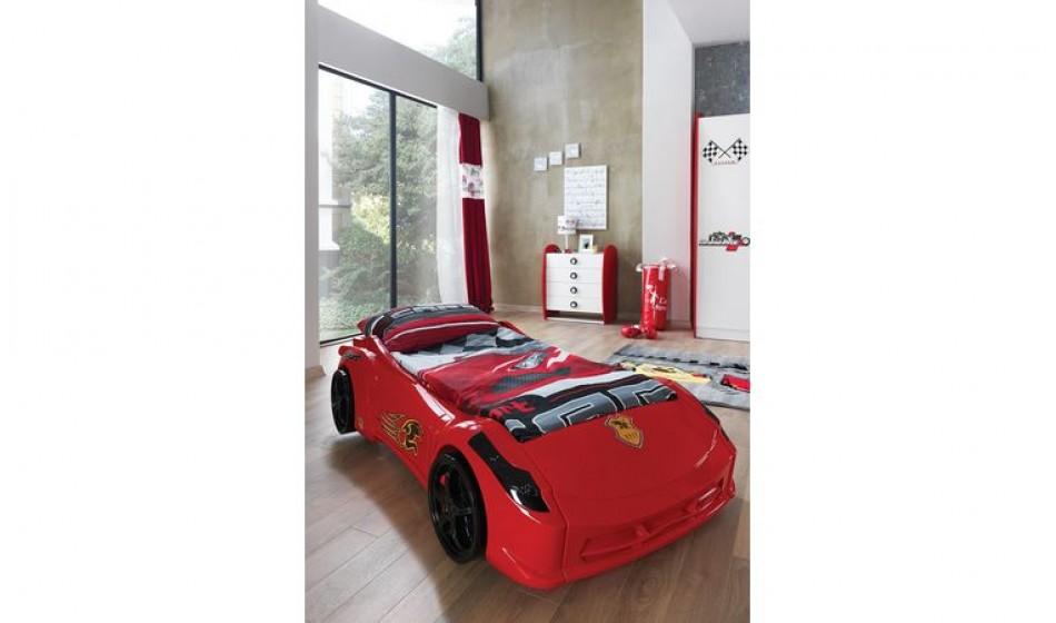 Mini Titi Racer Çocuk Odası