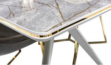 Zen Masa + 6 Sandalye
