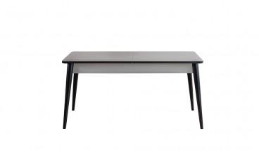 Kani Beyaz Masa + 6 Sandalye